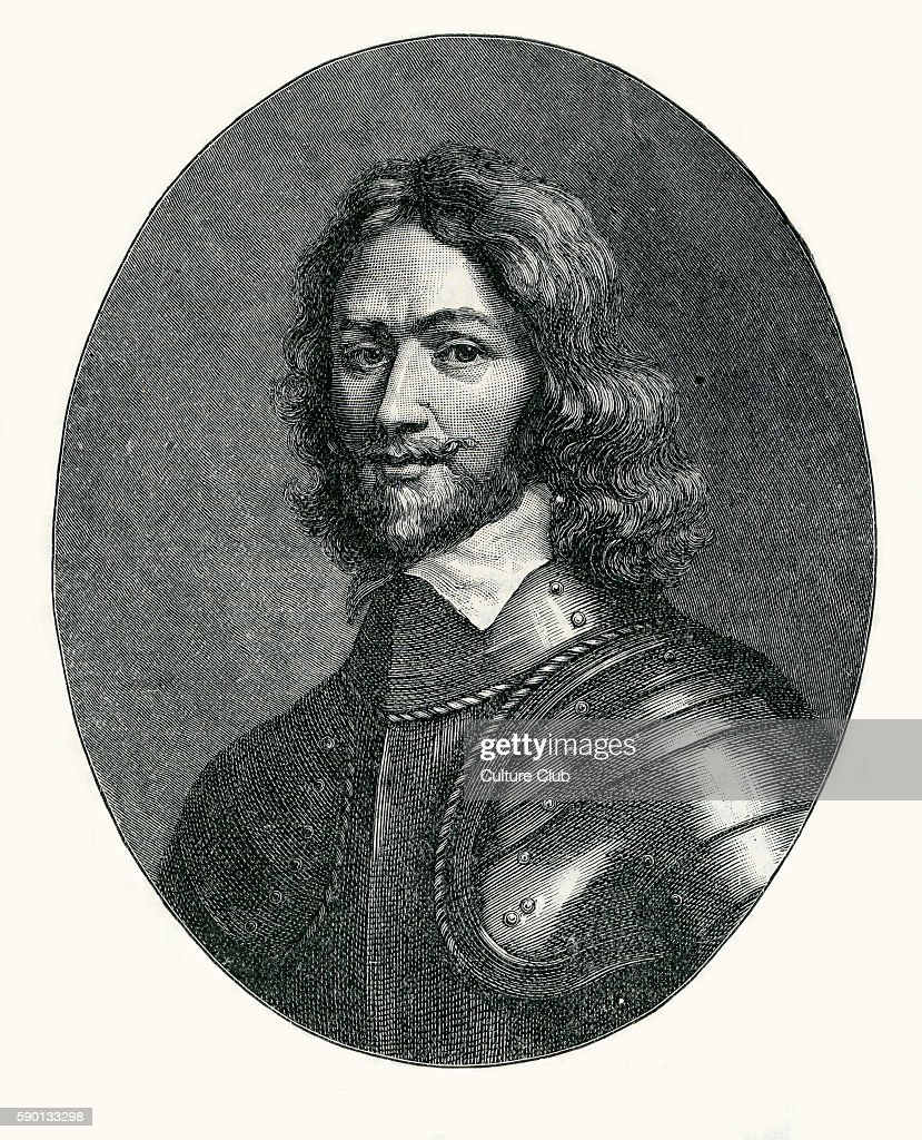 Henry Ireton general in the Parliamentary army during the English Civil War Son in law of Oliver Cromwell