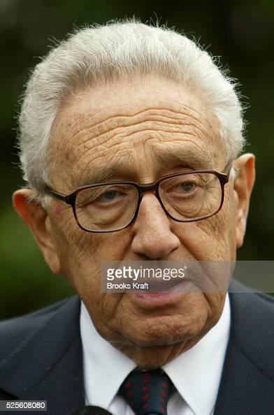 Henry Kissinger is a Nobel Prize winner and former secretary of State ...