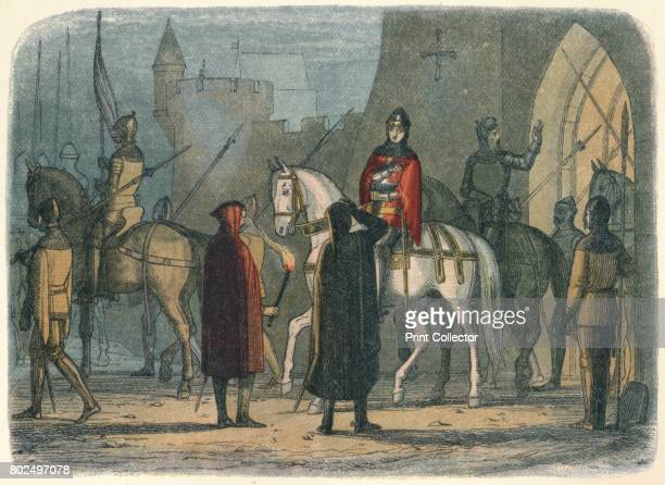 Henry marches out against the Lollards' 1864 King Henry IV marches out to deal with the Lollards revolting in London 'Oldcastle's Rebellion' of...
