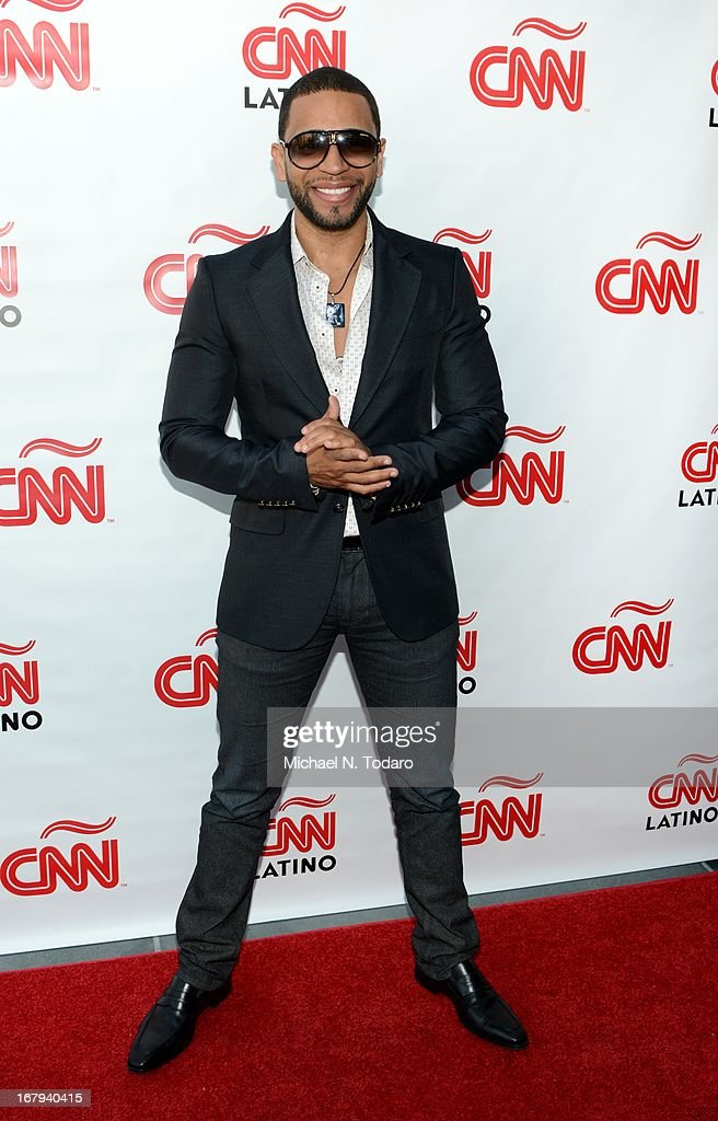 <a gi-track='captionPersonalityLinkClicked' href=/galleries/search?phrase=Henry+Santos&family=editorial&specificpeople=713976 ng-click='$event.stopPropagation()'>Henry Santos</a> attends the 2013 CNN en Espanol and CNN Latino Upfront at Ink 48 Hotel on May 2, 2013 in New York City.