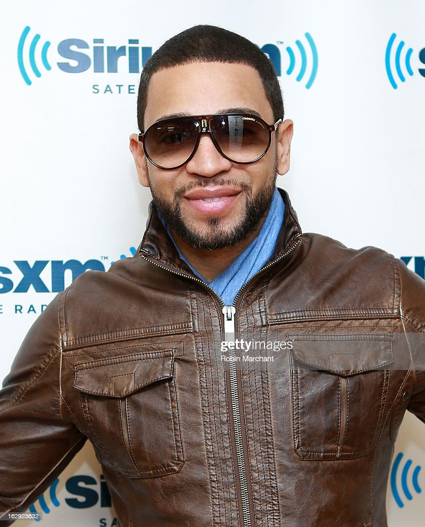 Henry Santos visits at SiriusXM Studios on March 1, 2013 in New York City.