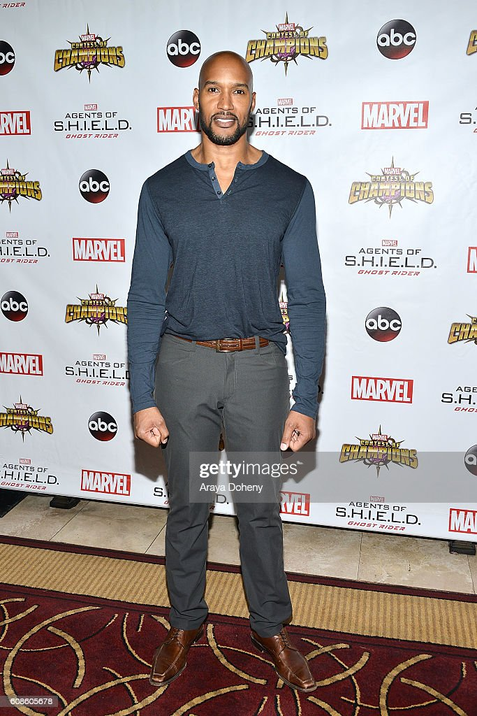 Henry Simmons attends the premiere of ABC's 'Agents Of SHIELD' Season 4 at Pacific Theatre at The Grove on September 19, 2016 in Los Angeles, California.