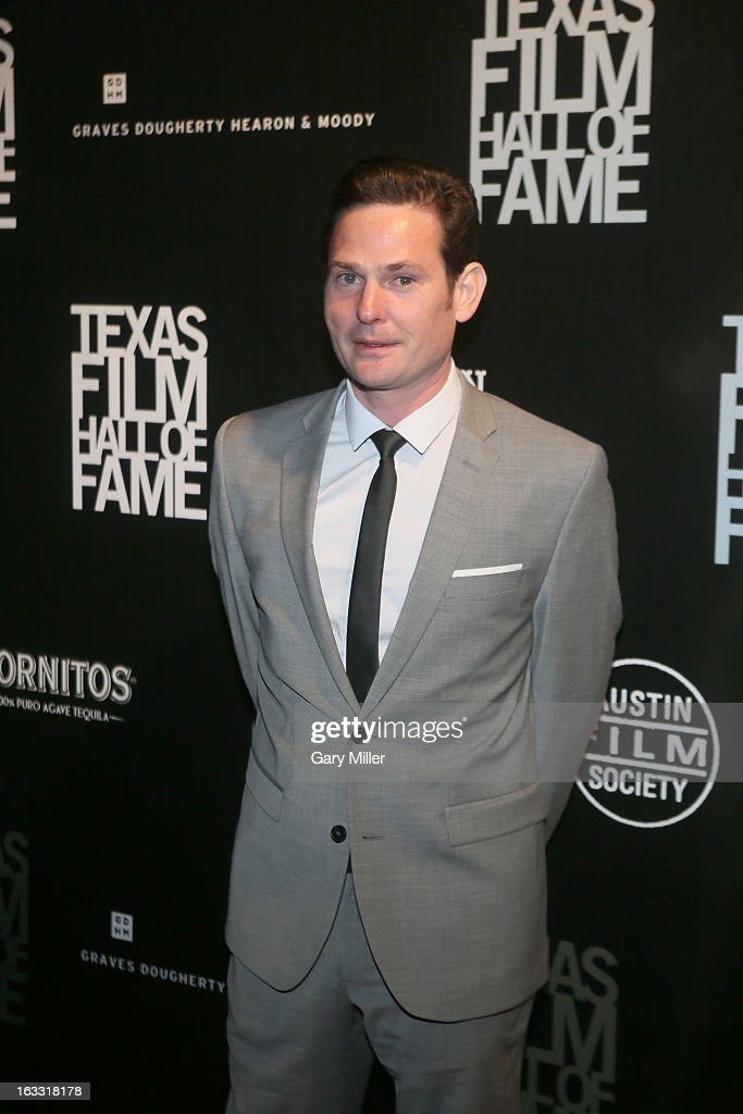 <a gi-track='captionPersonalityLinkClicked' href=/galleries/search?phrase=Henry+Thomas+-+Actor&family=editorial&specificpeople=4510585 ng-click='$event.stopPropagation()'>Henry Thomas</a> walks the red carpet during the Texas Film Hall of Fame Awards at Austin Studios on March 7, 2013 in Austin, Texas.
