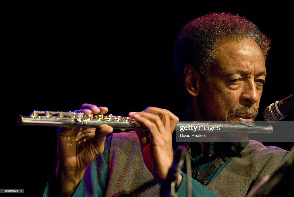 Henry Threadgill performs on stage at the Queen Elizabeth Hall during the London Jazz Festival on November 19, 2011 in London, United Kingdom.