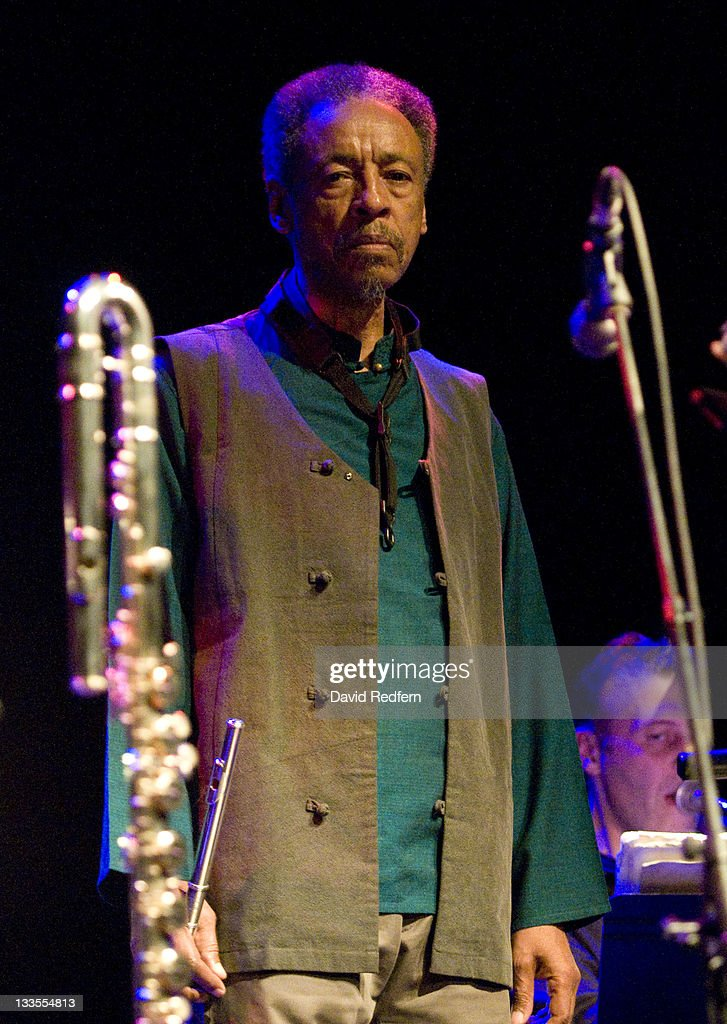 <a gi-track='captionPersonalityLinkClicked' href=/galleries/search?phrase=Henry+Threadgill&family=editorial&specificpeople=5717236 ng-click='$event.stopPropagation()'>Henry Threadgill</a> performs on stage at the Queen Elizabeth Hall during the London Jazz Festival on November 19, 2011 in London, United Kingdom.