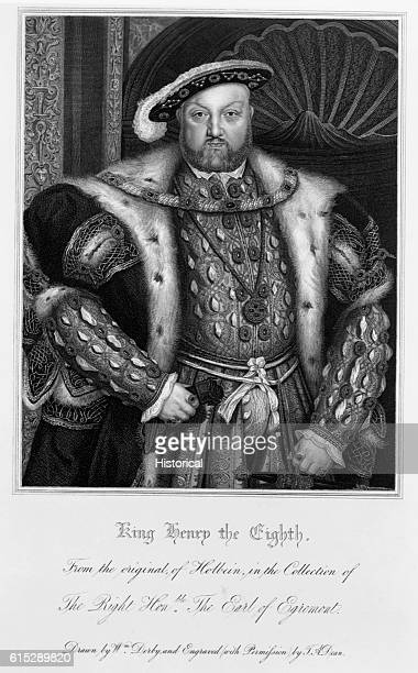 Henry VIII king of England from 15091547 Henry VIII was the cause of the origin of the Anglican Church after the Roman Catholic would not grant his...