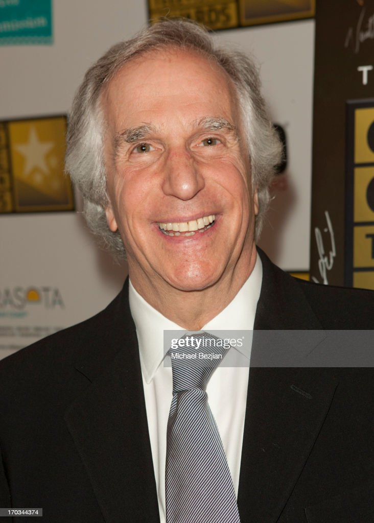Henry Winkler attends Critics' Choice Television Awards VIP Lounge on June 10, 2013 in Los Angeles, California.