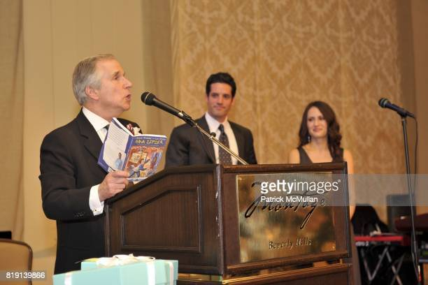Henry Winkler attends JUNIOR LEAGUE LEGACY BALL HONORING HENRY WINKLER at Montage Hotel on March 6 2010 in Beverly Hills California