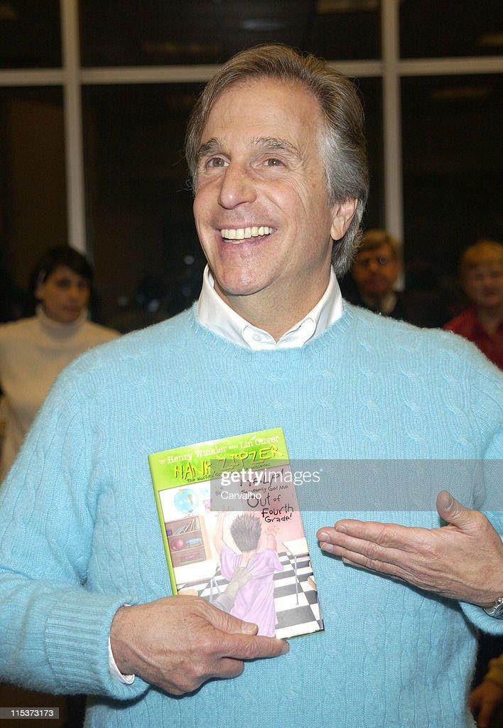 Henry Winkler Books