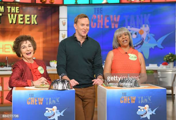 THE CHEW Henry Winkler is the guest Tuesday February 7 2017 on ABC's 'The Chew' 'The Chew' airs MONDAY FRIDAY on the ABC Television Network MORTON
