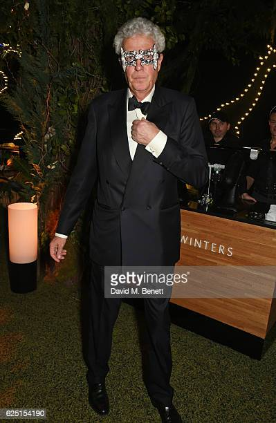 Henry Wyndham attends The Animal Ball 2016 presented by Elephant Family at Victoria House on November 22 2016 in London England