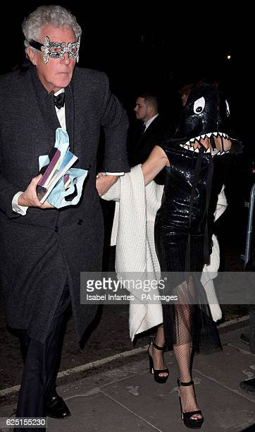 Henry Wyndham attends the Animal Ball at Victoria House in central London