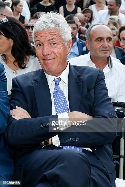 Henry Wyndham attends the James Bond Soundtrack Night at Thurn Taxis Castle Festival 2016 on July 24 2016 in Regensburg Germany