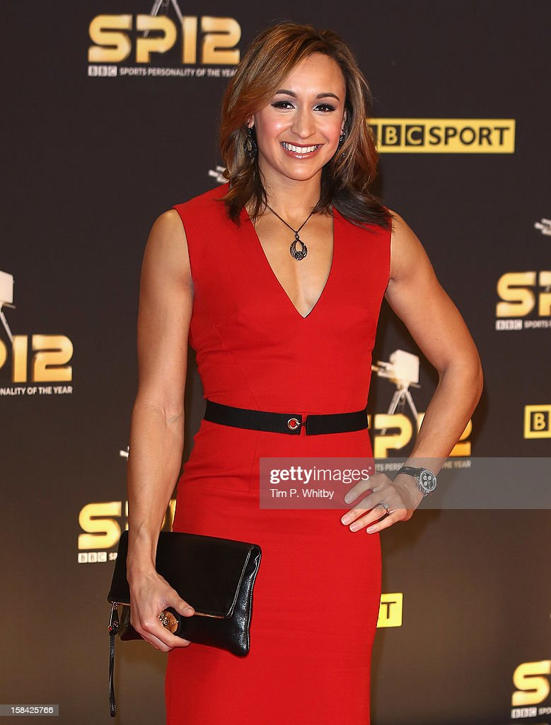 Heptathlete Jessica Ennis attends the BBC Sports Personality of the Year Awards at ExCeL on December 16, 2012 in London, England.