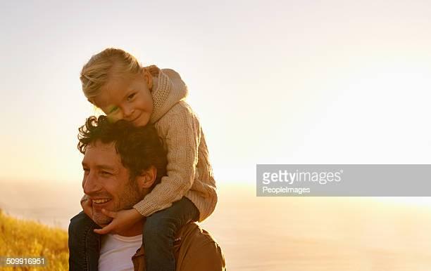 Ihr daddy und Ihr hero