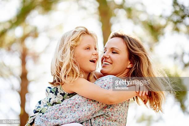 Sa fille de l'amour de la vie