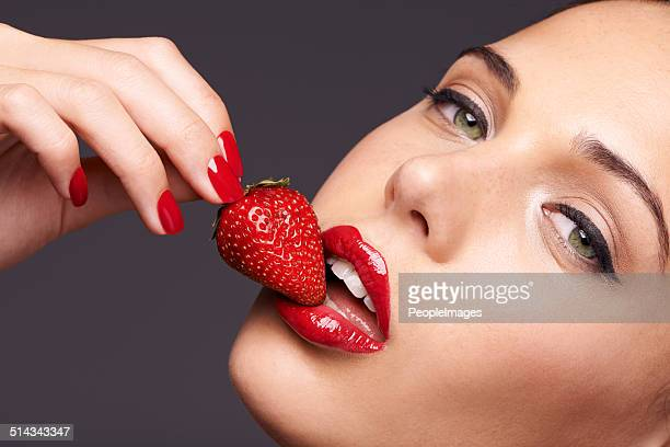 Ses lèvres sont tout aussi adorable