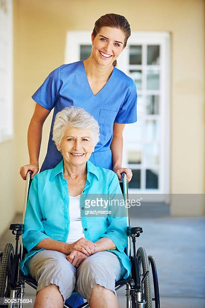 Her patient's health and comfort are top priority
