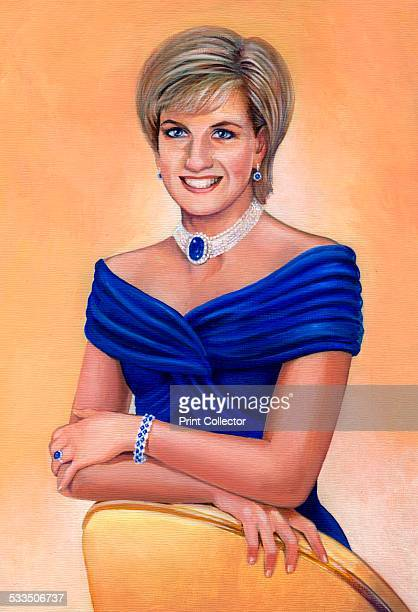 Her Royal Highness The Princess of Wales 2013 Diana Princess of Wales as she became known after her 1996 divorce was the first wife of His Royal...