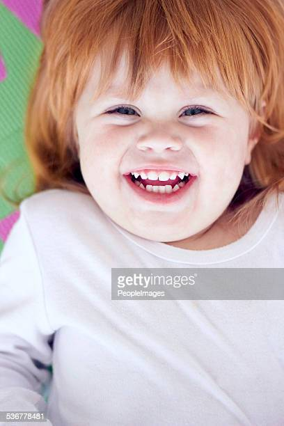 Son sourire illumine la journée