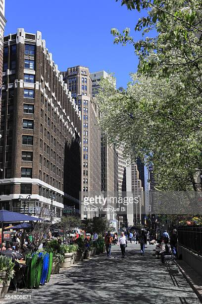 Herald Square in Midtown Manhattan