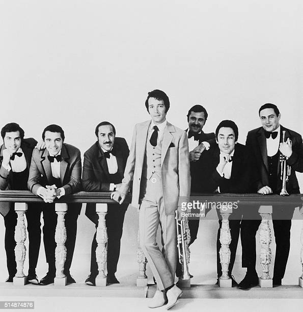 Herb Alpert backed by the marvelously musical Tijuana Brass has risen to the peak of worldwide popularity and fame to the upper slopes of acclaim and...