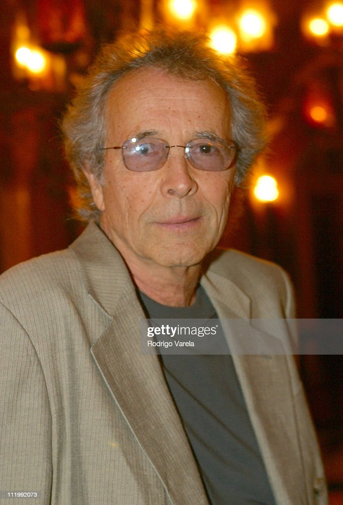 Herb Alpert during The 2003 Miami International Film Festival - Reception Honoring Herb Alpert at Gusman Center for the Performing Arts in Miami, FL, United States.