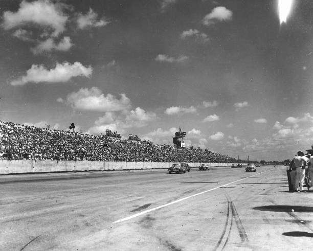 1952 Southern 500 Pictures Getty Images
