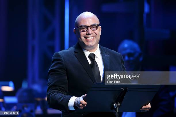 Herbert Siguenza onstage at the Center Theatre Group 50th Anniversary Celebration at Ahmanson Theatre on May 20 2017 in Los Angeles California