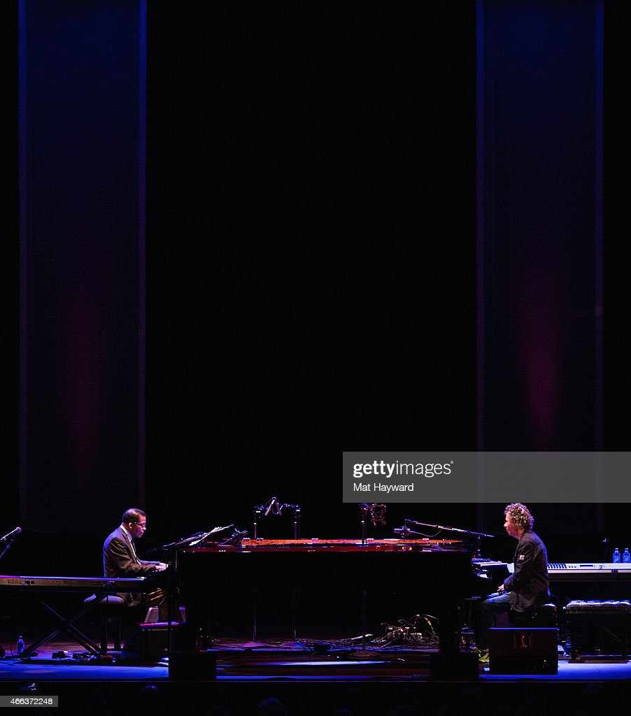 Herbie Hancock And Chick Corea In Concert - Seattle, WA