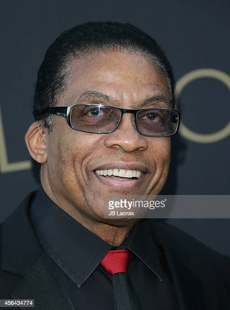 Herbie Hancock attends the Los Angeles Philharmonic opening night concert and gala on September 30 in Los Angeles California