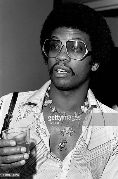 Herbie Hancock during Herbie Hancock Interviewed in Atlanta July 12 1977 at a hotel in Atlanta in Atlanta Georgia United States