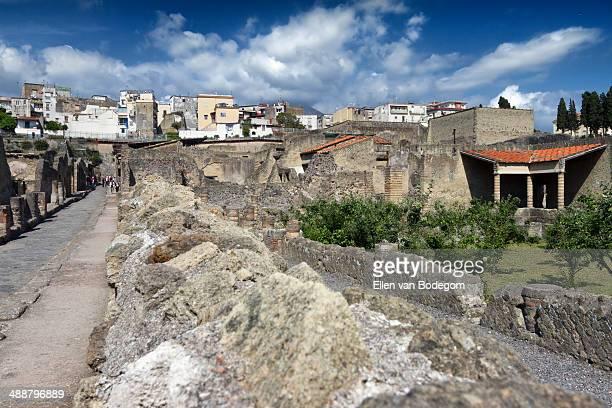 Herculaneum road