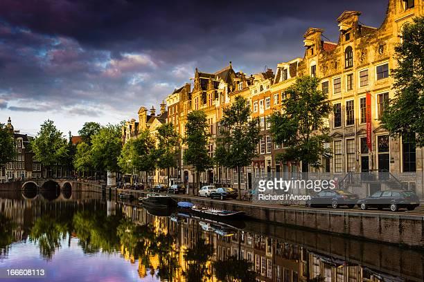 Herengracht Canal & Bijbels Museum