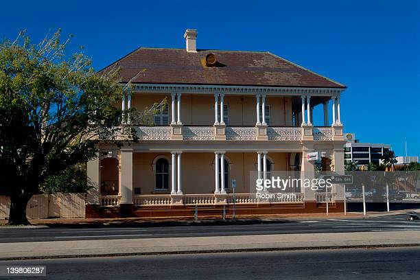 Heritage Building (1891) now National Aust. Bank, Bundaberg, Qld
