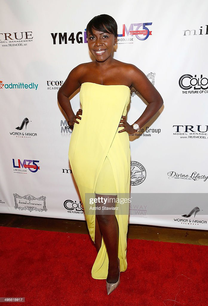 Herlande Moise attend the 2nd Annual Women & Fashion FilmFest Red Carpet Opening at Gold Bar on June 3, 2014 in New York City.