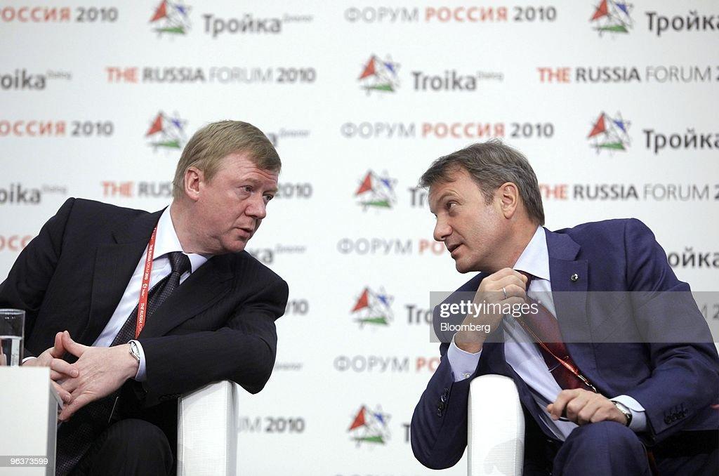 Russian Business Troika