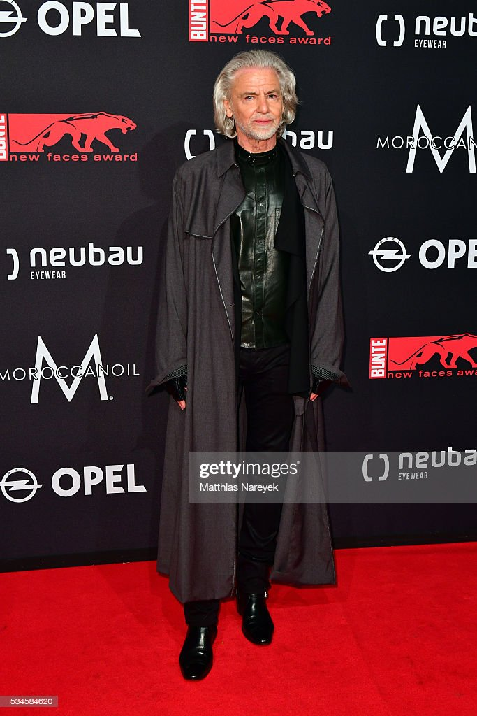 Hermann Buehlbecker during the New Faces Award Film 2015 at ewerk on May 26, 2016 in Berlin, Germany.