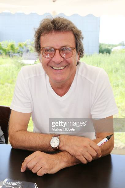Hermann Toelcke poses during the celebration of 2500 episodes of 'Rote Rosen' on June 18 2017 in Lueneburg Germany