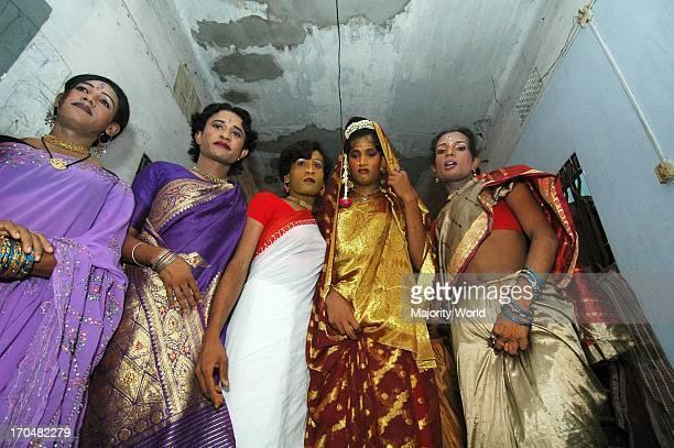 A hermaphrodite wedding Bangladesh