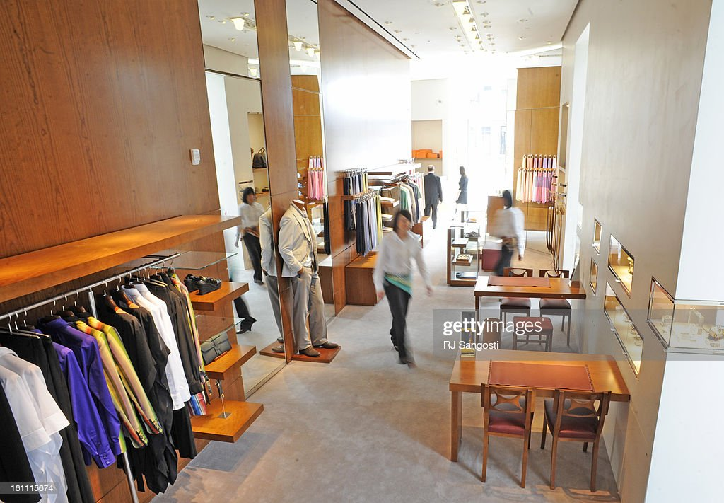 STHERMES15   Hermes A New Store In Cherry Creek Opened Recently. RJ  Sangosti/