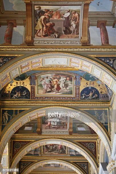 Hermitage Museum The loggia of Raphael