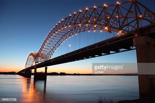Hernando de Soto Bridge, Memphis, TN