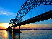 Hernando DeSoto Bridge, Memphis