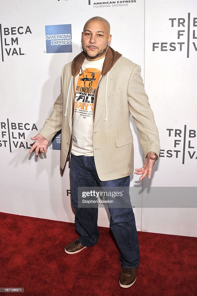 Hernando Martinez attends the 'Sunlight Jr.' World Premiere during the 2013 Tribeca Film Festival on April 20, 2013 in New York City.