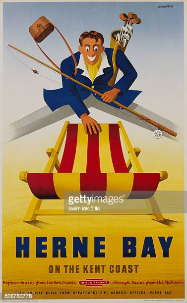 Herne Bay Poster by Bromfield