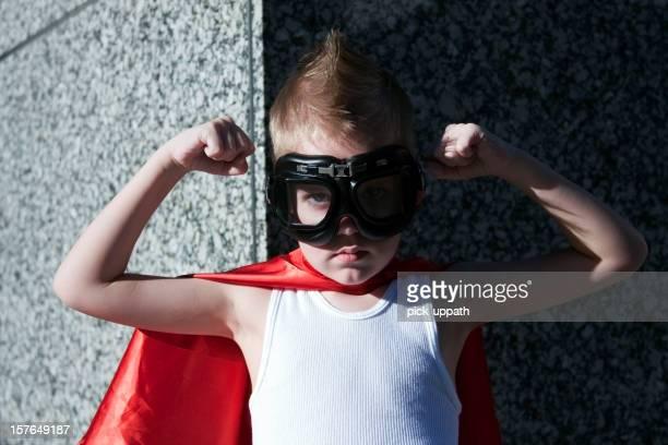 Hero Junge