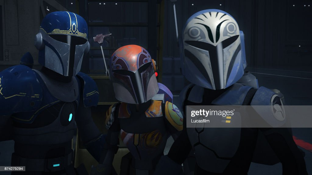 REBELS - 'Heroes of Mandalore' - Sabine leads Ezra, Kanan and an army of her fellow Mandalorians back to her home world to rescue her father from the clutches of the Empire. When she discovers the Empire has resurrected a devastating weapon, she must decide whether to destroy it or use it herself. This episode of Star Wars Rebels airs Monday, October 16 (12:30 - 1:00 A.M. EDT) on Disney XD. SABINE, BO