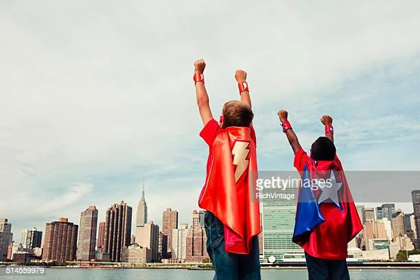 マンハッタンの英雄