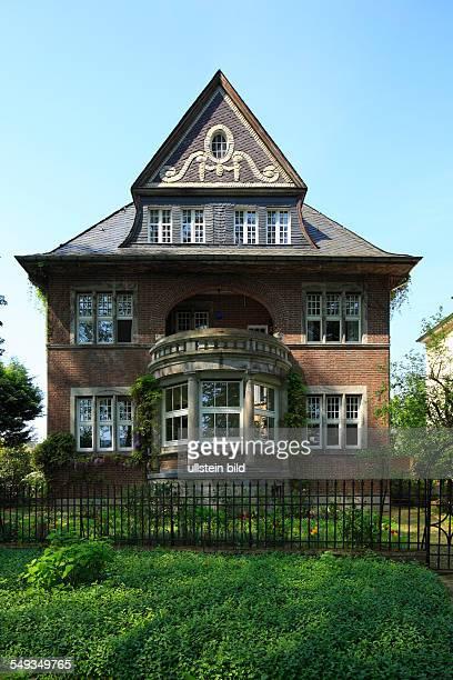 Herrschaftliches Wohnhaus an den KaiserinAugustaAnlagen von Koblenz Rhein Mosel RheinlandPfalz